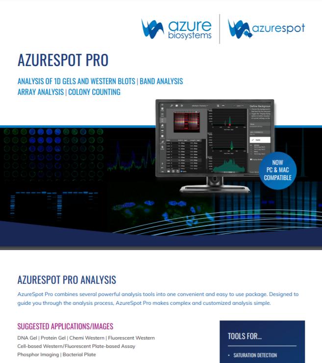 AzureSpot Brochure